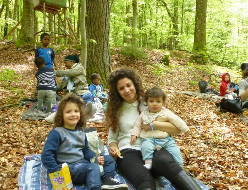 Une sortie en famille – 2 mai