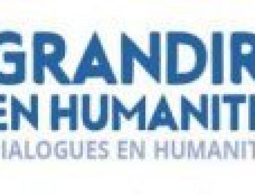 Grandir en Humanité – 17 juin 2018 – Parc de l'EHPAD Emmaüs – Diaconesses
